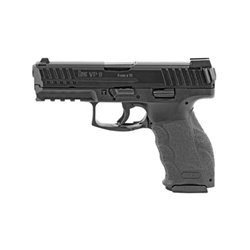 HK VP9 9MM W 3/15RD MAGS AND NS
