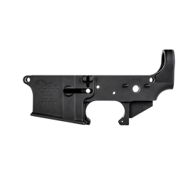 AR15 LOWER RECEIVER MADE FROM 7075-T6 ALUM FORGING